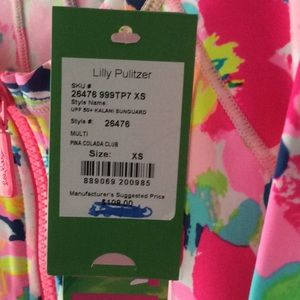 Lilly Pulitzer top